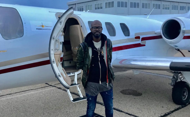 Black Coffee Details Failing To Sleep After Jay Z Asked Him For A Beat