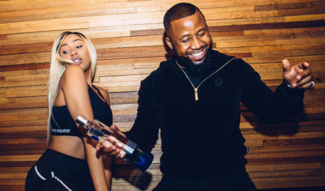Cassper Nyovest Named 'Best Male Southern Africa' At The #AFRIMMA2017