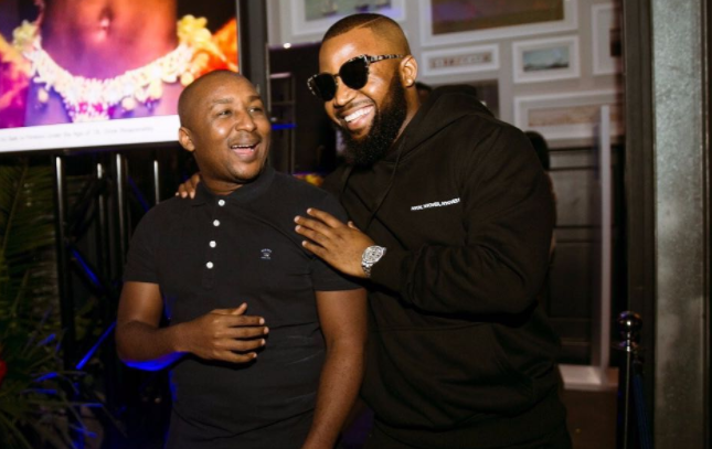 Cassper Nyovest Explains How he Used AKA To Sell Tickets