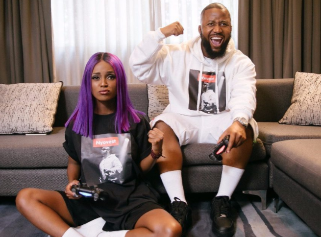 New Release: Cassper Nyovest - Baby Girl Video