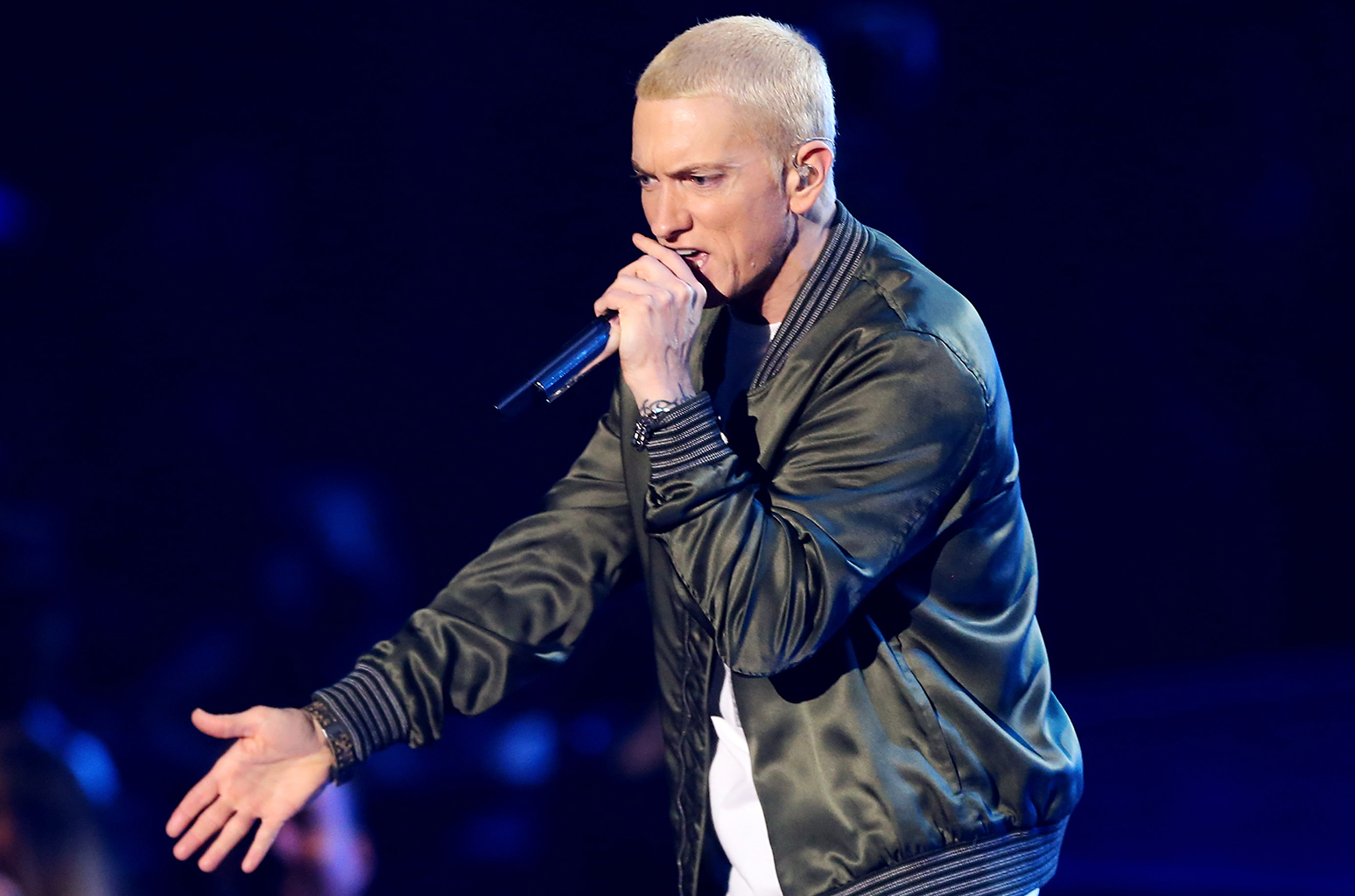 Eminem's New Album Is Done According To Mr. Porter