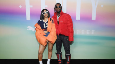 Watch Offset Proposing To Cardi B On Stage
