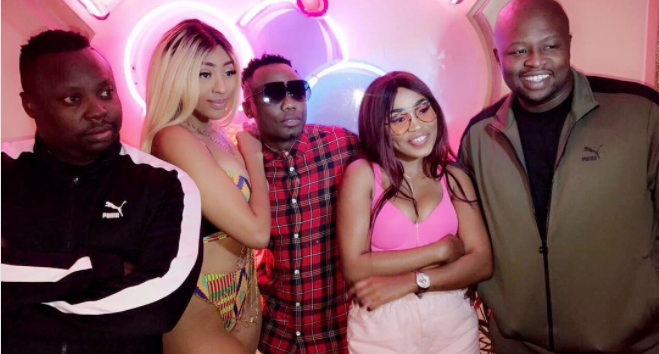 New Release: SPHEctacula x @DJNAVES - Crazy Video [ft Nadia Nakai, Floda, DJ Tira]
