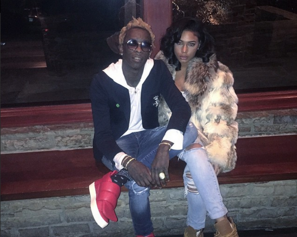 Young Thug Goes From Begging Fiancée For Another Chance To Apparent Death Threat