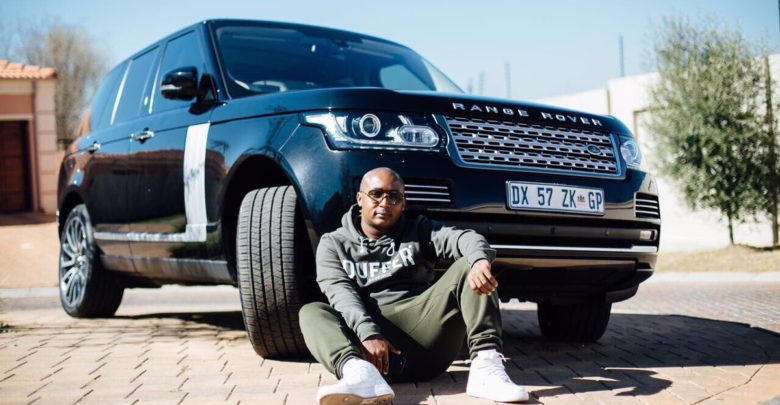 Cassper's Manager TLee Still Thankful After His Range Rover Was Hijacked