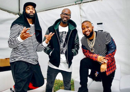 Black Coffee Says He Will Be Spending R20k Every Friday On #FillUpFNB Tickets