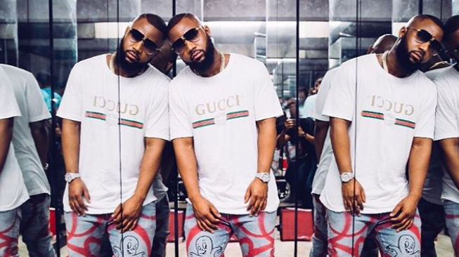 "We are actually in debt,"" Revealed Cassper Nyovest"