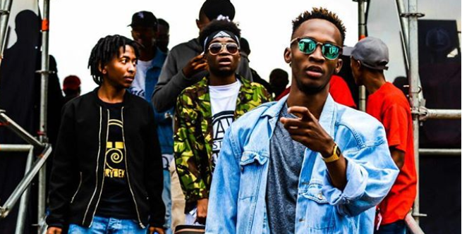 New Release: Dee XCLSV - Flex Life Video [ft Kwesta]
