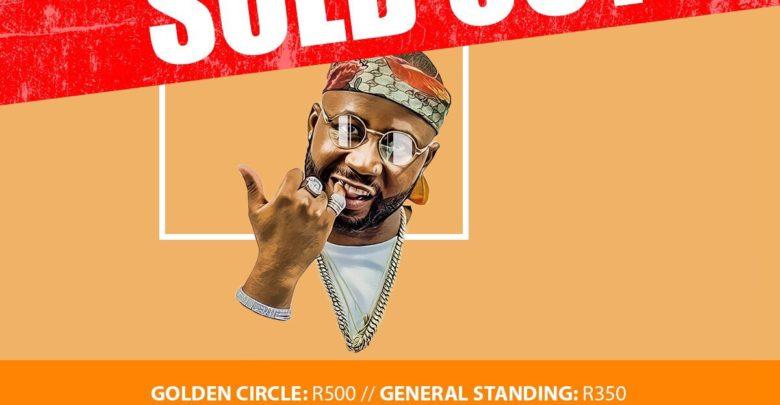#FillUpFNB Golden Circle Sold Out
