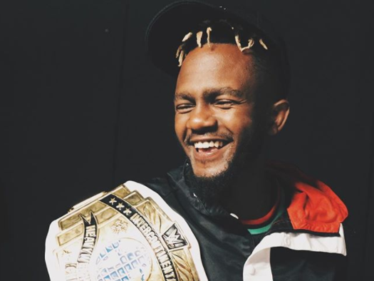 Kwesta Dakar's #Spirit Has Gone Platinum