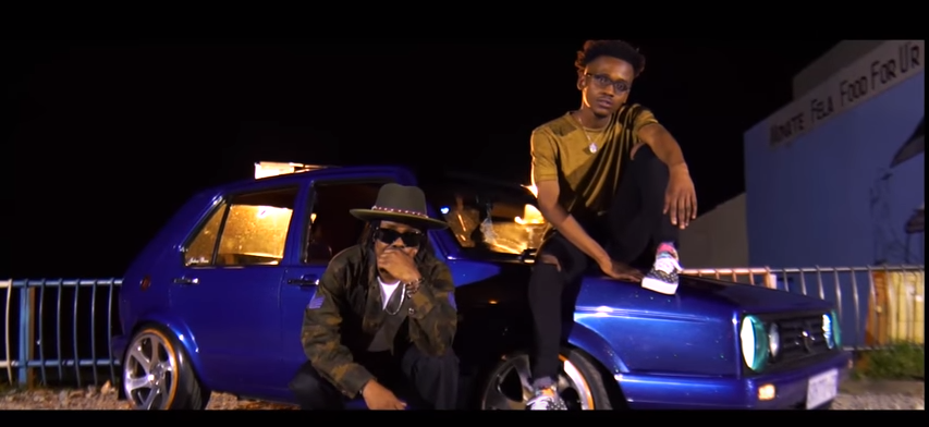 New Release: Ma-E - Bumpa Video [ft Flex Rabanyana]