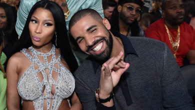 "Men ""Simply Refuse To Let It Go"" Says Nicki Minaj About Cardi B Beef"