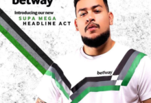 AKA Signs A New Deal With BetWay South Africa