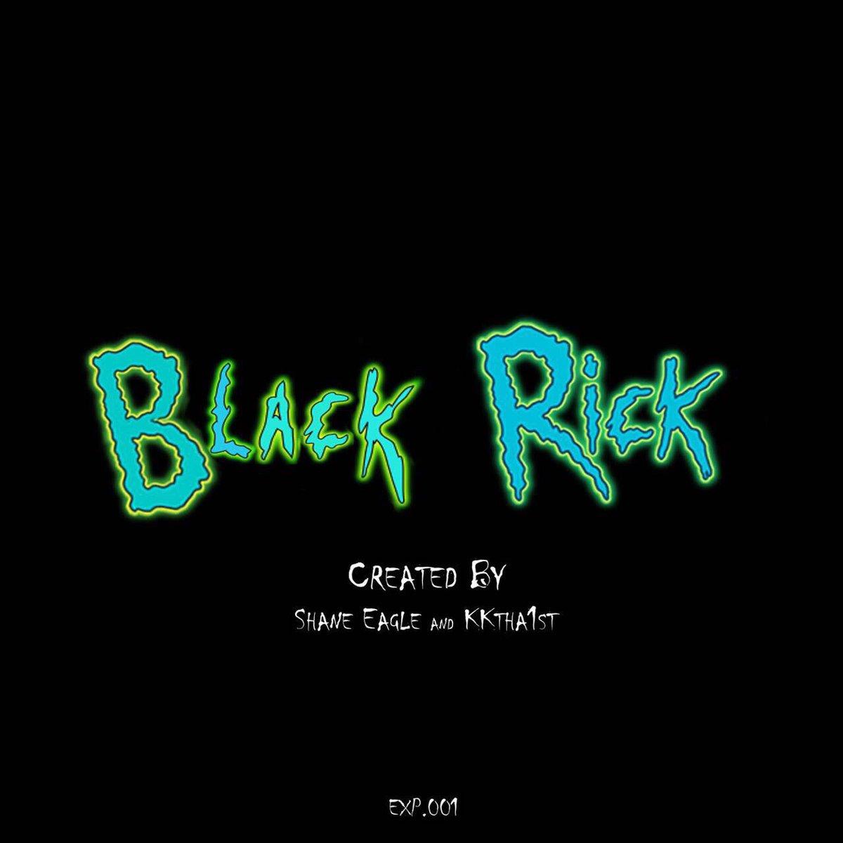 New Release: Shane Eagle - Black Rick
