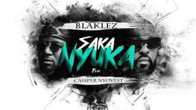 New Release: Blaklez - Saka Nyuka [ft. Cassper Nyovest]