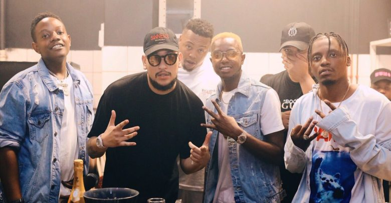 AKA Finally comments On 'The World is Yours' Going 3X Platinum