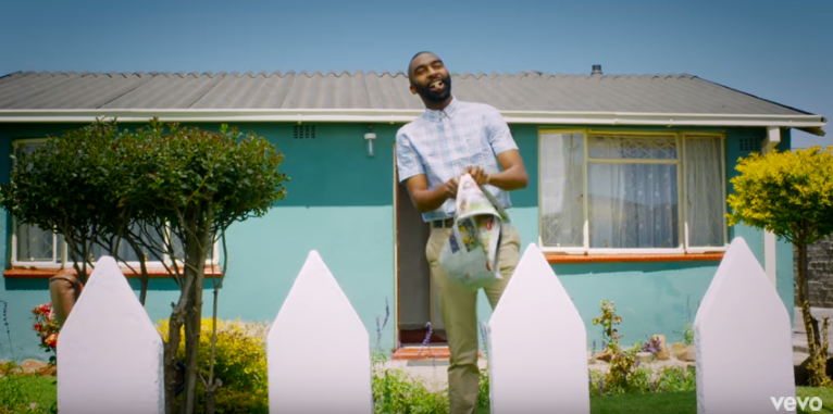 New Release: Riky Rick - Stay Shinning Video [ft Cassper Nyovest, Professor, Major League]