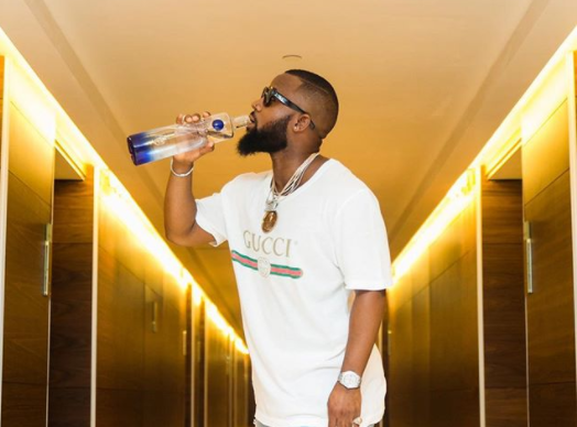 Cassper Wins MVP Award For Best Hip Hop In Nigeria