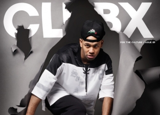 Youngsta Makes Club X Magazine Cover!