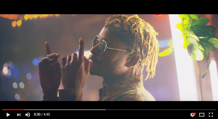 New Release: Gemini Major - Bang Bang Video [ft Patoranking]