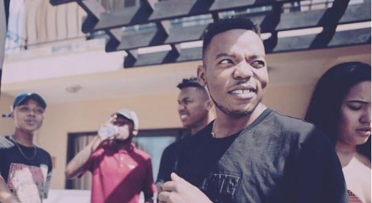 New Release! Mashbeatz drops visuals for 'Not My Friends' featuringA-Reece!
