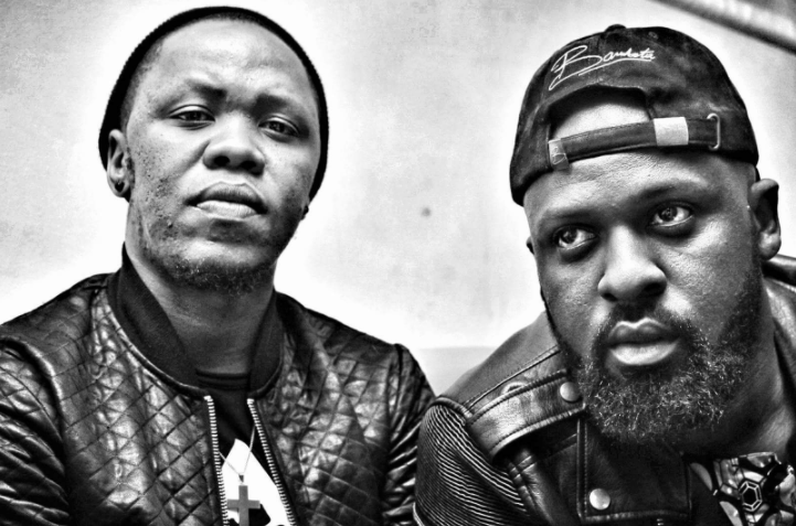 New Release! PdotO Features SA's Realest Rappers On Pholas!