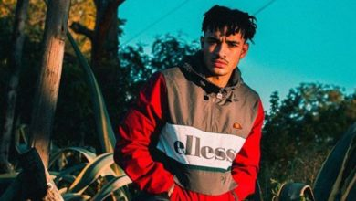Shane Eagle Signs Deal With The Ellesse Heritage