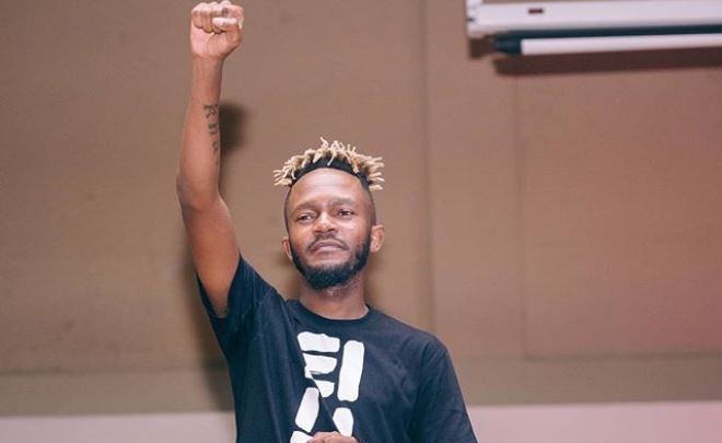 Kwesta Speaks On Where He Wants To Record Dakar III