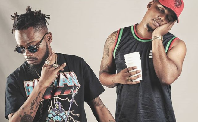 Rapper With Z Tattoed On His Face: SA Rappers And Their Tattoos Part 3