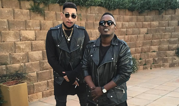 Cassper & AKA Featured On M.I Abaga's New Album