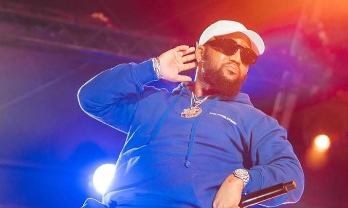 Watch! Cassper Sends Crowd Into Frenzy Performing K'sazoba Lit