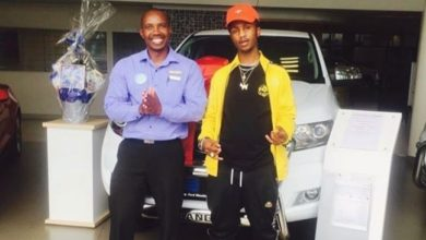 What Maraza Thought Of Emtee Buying His Dad A Car