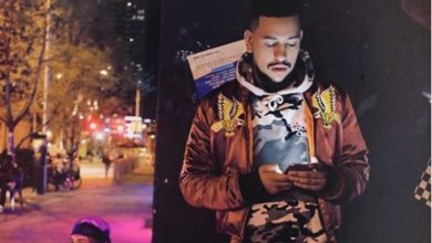 AKA Shares Touch My Blood Tracklist