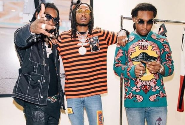 Migos Sued For Inciting Violence At Concert