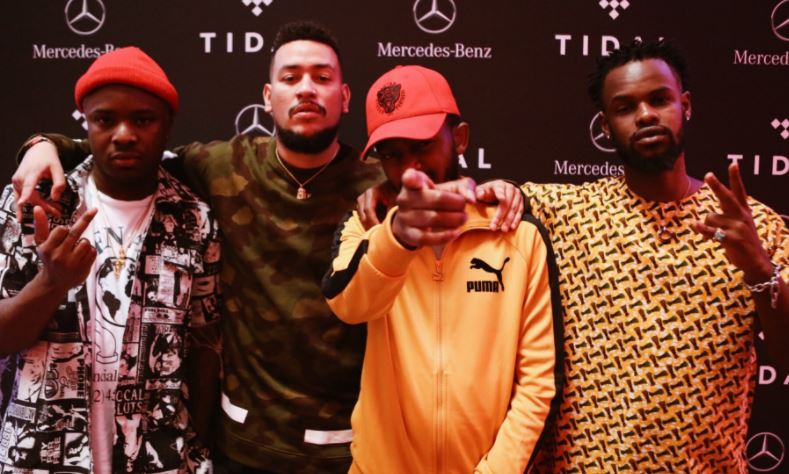 Kwesta Explains Dropping 'Vur Vai' Right After Kid X's Album