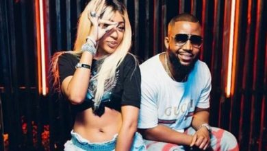 'Cassper Scratched My Whole Album' Says Nadia