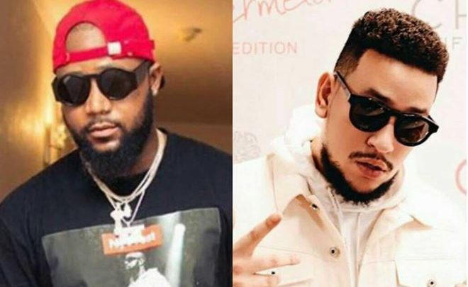 AKA Calls Cassper Blessed Addressing Beef Situation