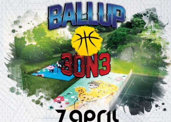 Ballup3on3 The Place To Be This Saturday