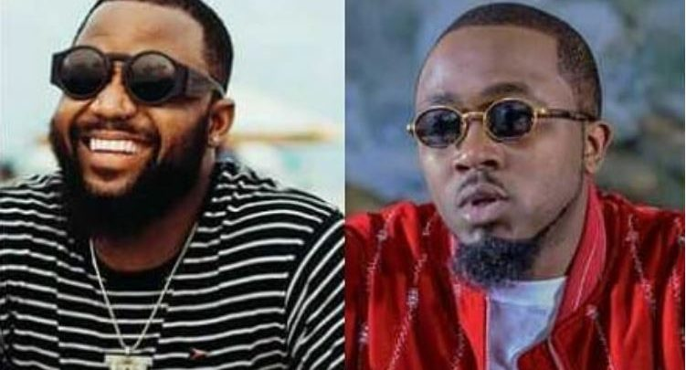Cassper Responds To Ice Prince Singing His Praises