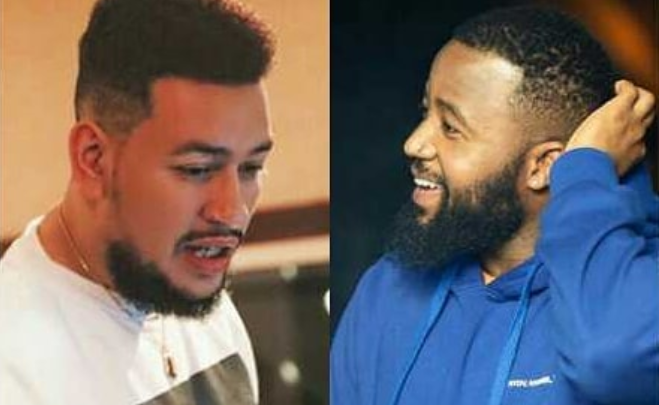 Cassper Wants To Know Why AKA's Song Sounds Like His