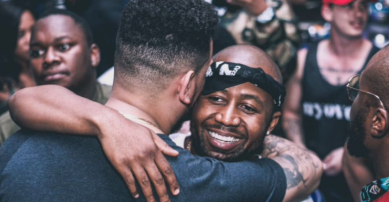 Cassper Says He's Tired Of AKA Stealing His Music