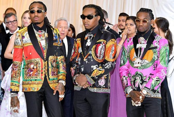 What Your Favourite Rappers Wore To The Met Gala