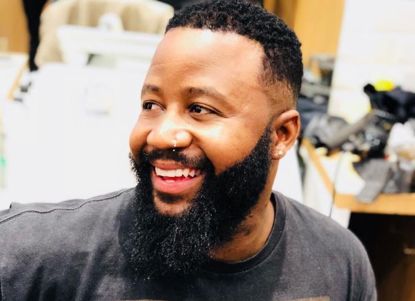 Cassper Reacts To Being Nominated For A BET