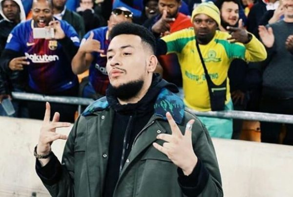 AKA Remembers Working On 'Alter Ego' At His Mom's House