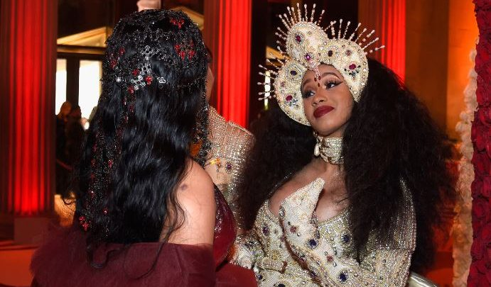 Cardi B Talks Squashing Beef With Nicki Minaj