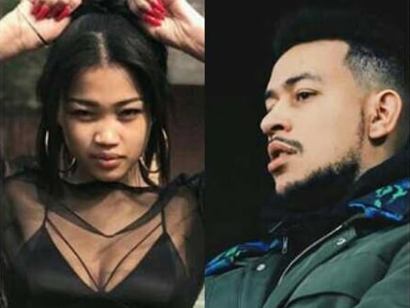 L Tido Hairstyle: Are AKA And Nicole Nyaba A Thing Now?
