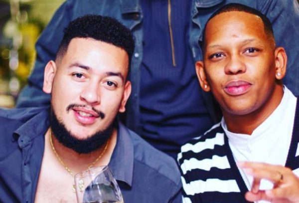 Da L.E.S Explains Why AKA Doesn't Follow Him On Twitter