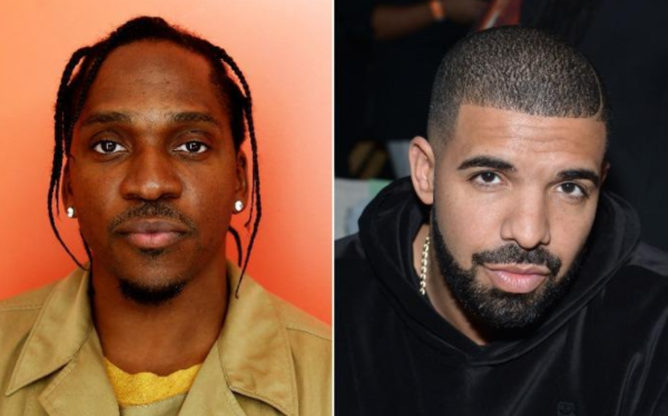 Drake Claps Back At Pusha T On New 'Duppy Freestyle'