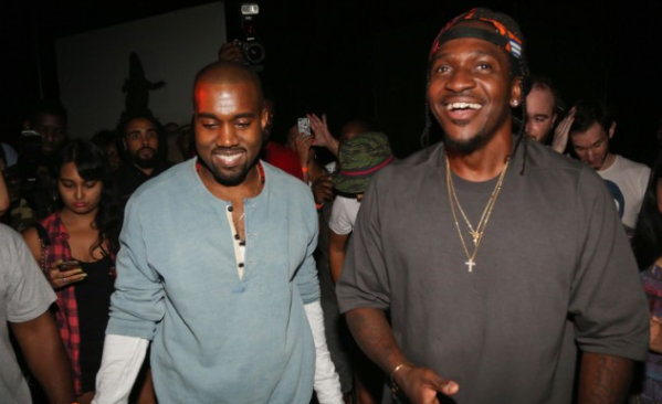 Pusha T Against Kanye Wests Views On Donald Trump