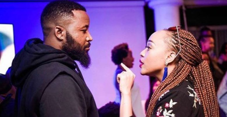 Cassper On Thando Thabethe's Hilarious Reaction To His BET Nomination